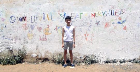 Argelia en imágenes